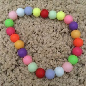 Bubble beaded bracelets